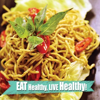Healthy Mini Buffet<br />
